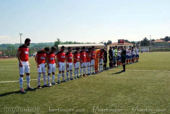 Bartınspor - Kumluca Baraj maçı