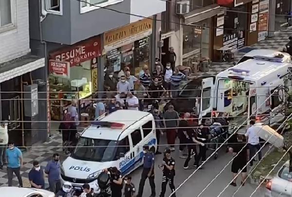 Bartın'da baba oğul sokak ortasında bıçaklandı