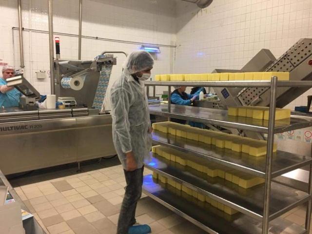 Bartın'da gıda işletmelerine sıkı denetim
