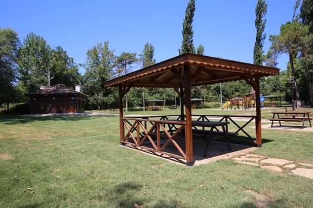 Yenilenen Çağlayan Piknik Alanı Açılıyor