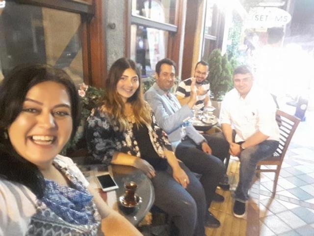Bartın Arap Dünyası Sosyal Medyasında Tanıtıldı