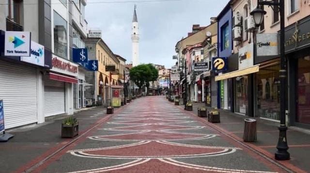 Bartın Caddeleri Tarihe Tanıklık Ediyor