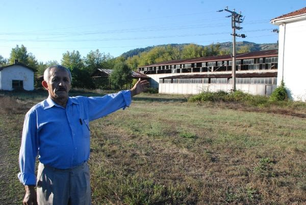 Bartın'da Tarihi Fabrika Turizme Kazandırılacak