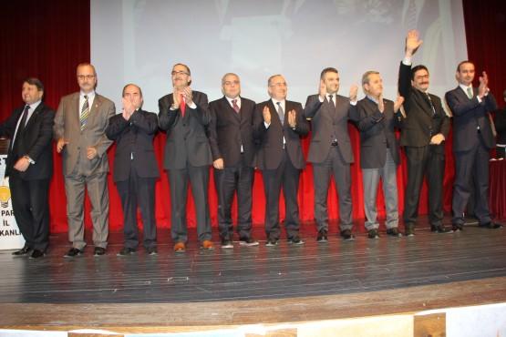 AK Parti İl Danışma Meclis Toplantısı Yapıldı