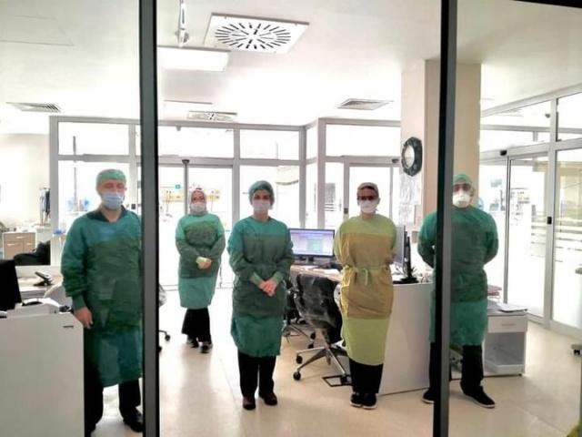 Bartın'da Yeni Pandemi Polikliniği Hizmete Girdi