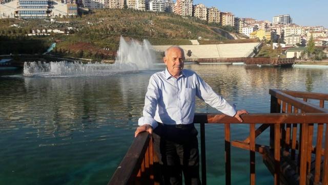 Kozcağız belediye başkanı Karaman'dan Ankara'ya çıkarma