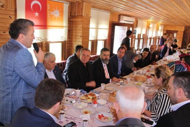 Ak Parti Bartın İl Başkanı Turhan Kalaycı Hızlı Başladı