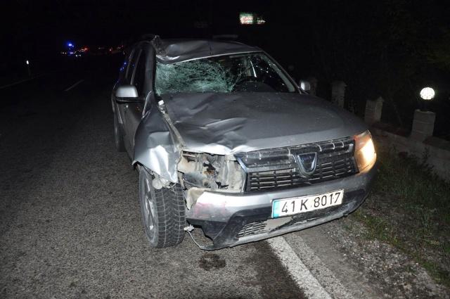 Bartın'da Otomobil bisiklet sürücüsüne çarptı: 1 ölü