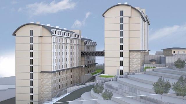 Bartın'da 1000 kişilik yurt inşaatı başlıyor