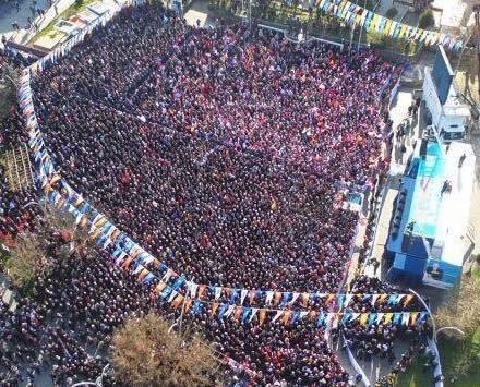 Cumhurbaşkanı Erdoğan Bartın'da