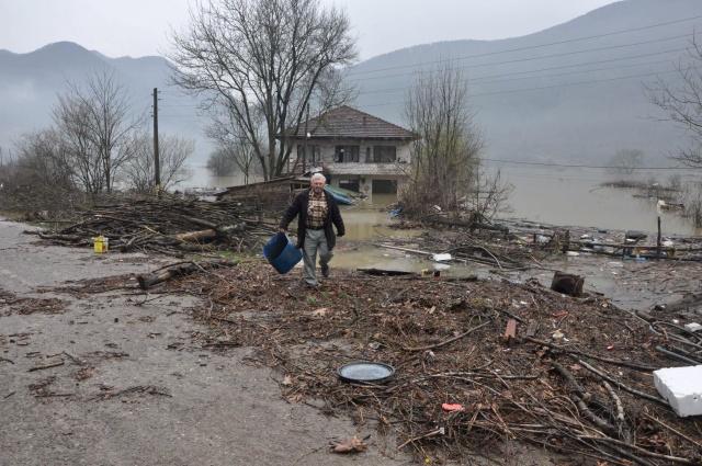 Bartın'da baraj sahasındaki evler yıkılacak