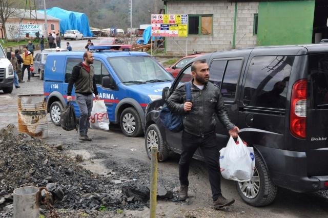 Bartın Amasra'da 148 işçi işten çıkarıldı