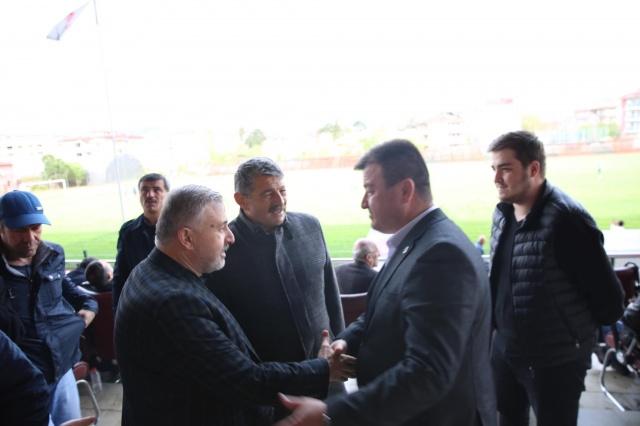 Bartınspor - Bursa Zaferspor