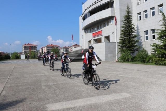Pedaldaşlar Çanakkale'de