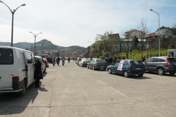 17 Nisan Tarlaağzı Limanı