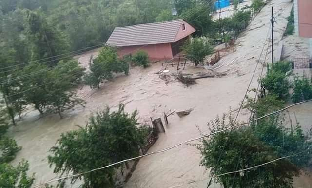 Hasankadı'da Sel Felaketi