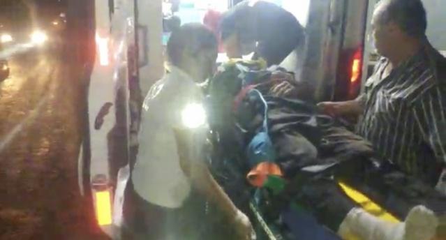 Bartın'da Cami Çıkışı Feci Kaza
