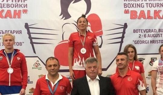 Bartın'ın Gururu Balkan Şampiyonu