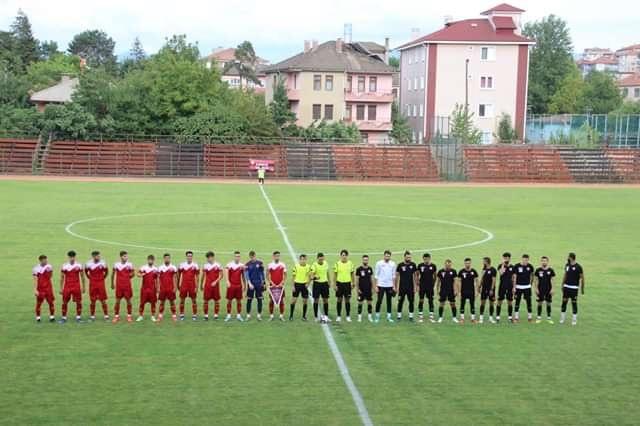 Hazırlık Maçı: Bartınspor 1-1 Karabükspor