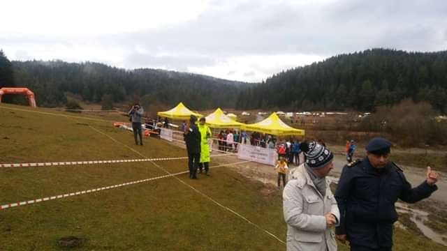 Uluyayla'da 1300 Sporcuyla Dev Organizasyon