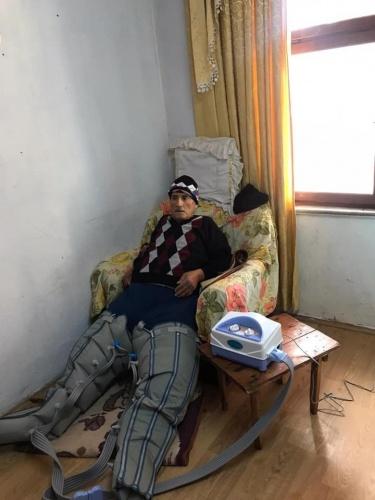 Fil Hastası Vatandaşa Yardım Eli