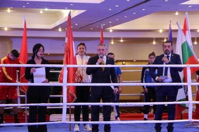 Demir Leydi Balkan Şampiyonu