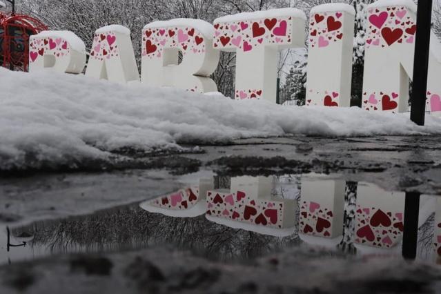 Ustaların Objektifinden Bartın'da Kar