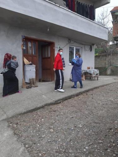 Bartın'da Umre'den Dönen Vatandaşlar Taranıyor