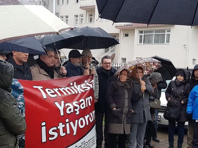Bartın Amasra'da Prof.Dr. Orhan Kural hakkında suç duyurusu