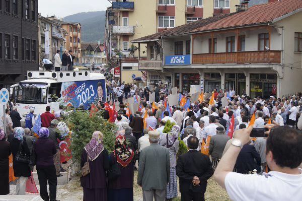 Tunç ve Kalay'a Ulus'tan tam destek