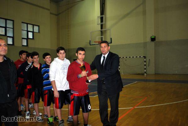 2012 Genç Erkekler Basketbol Finali