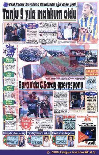 Bartınspor 1-4 Galatasaray