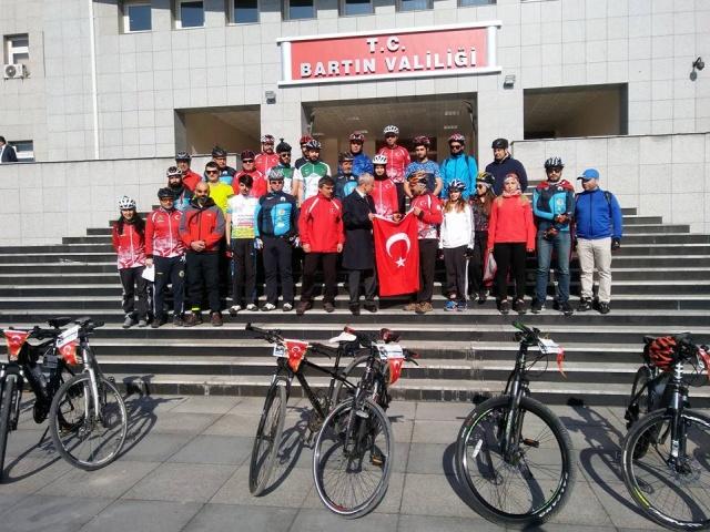 Bartın'dan Çanakkale'ye Bisiklet Turu