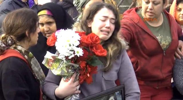 Bartın'da Lösemi tedavisi görürken ölen liseli Medine gözyaşlarıyla uğurlandı