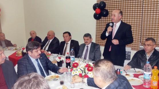 Bartınspor'dan Protokola Yemek