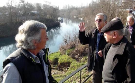 Bartın Irmağı'nda Kirlilik