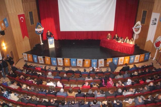 Ak Parti Bartın Merkez İlçe Kongresi