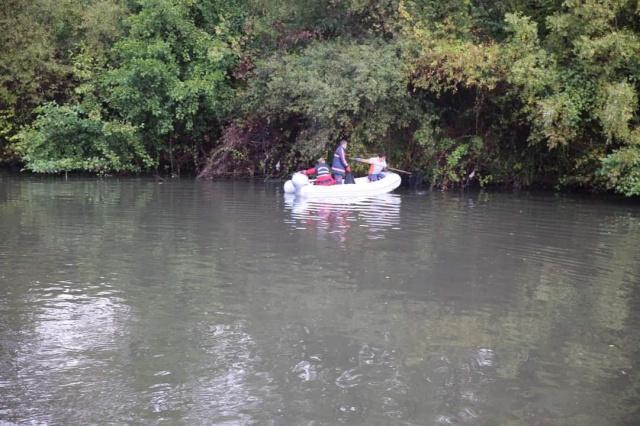 Bartın Irmağındaki Çöpler Temizleniyor