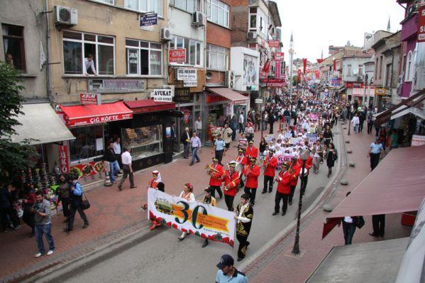 Bartın Çilek Festivali 2012