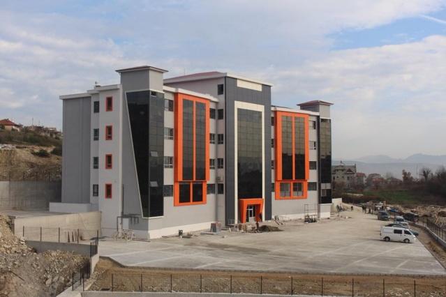 Bartın Fatih Sultan Mehmet Lisesi tamamlandı