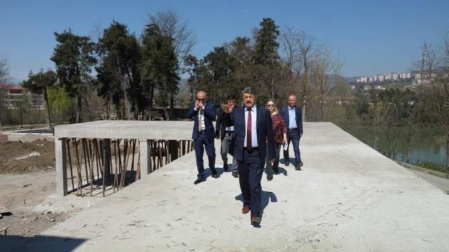 Bartın Gazhane Kültür Parkı