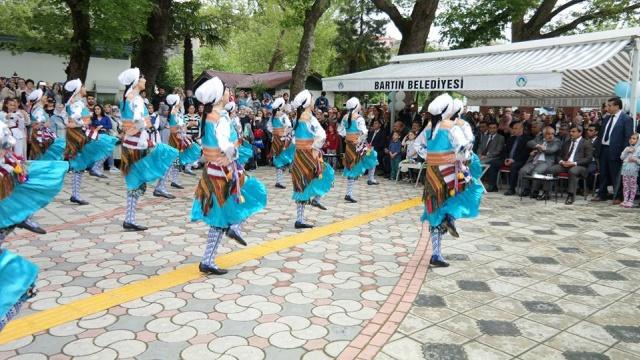 Bartın Hem ve Aso Kursları yıl sonu sergisi açılış töreni