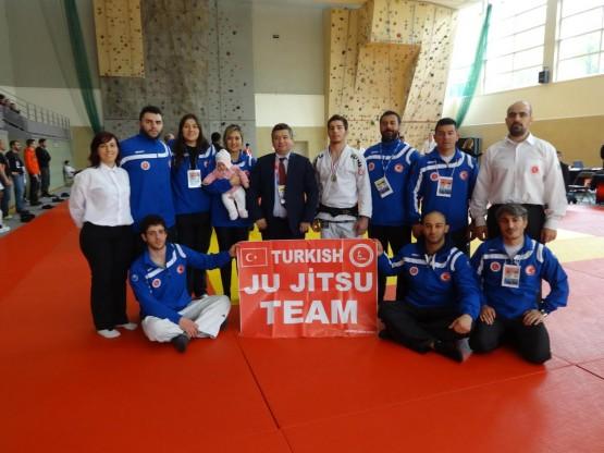 JuJitsu'da Bir Madalya Daha
