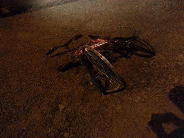 Otomoilin Çarptığı Bisiklet Sürücüsü Öldü