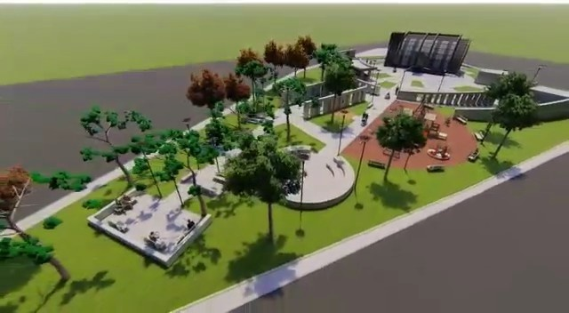Kozcağız Belediyesi Kentpark Projesi