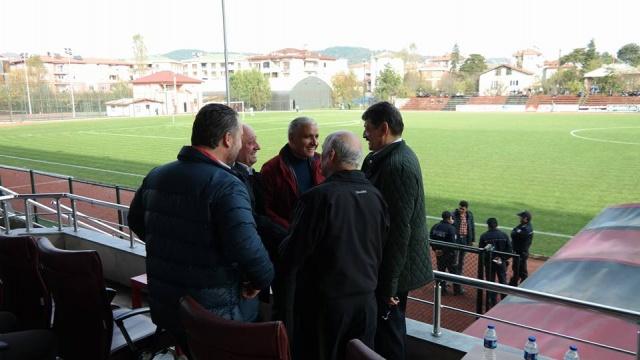 Bartınspor - Eskişehir Kurtuluş