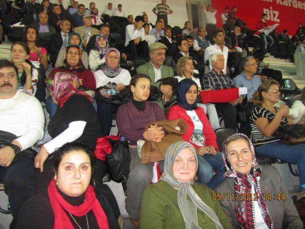 MHP Kongresi Ankara