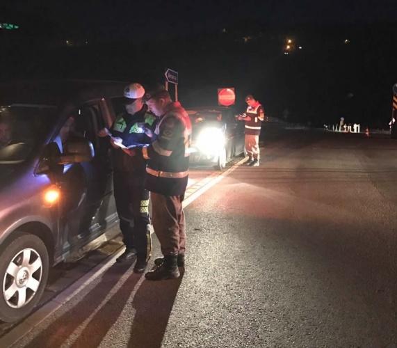 Bartın'da Polis ve Jandarma'dan Bir İlk