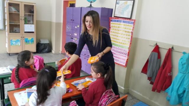 Bartın'da Sağlıklı Dişler Sağlıklı Nesiller Projesi