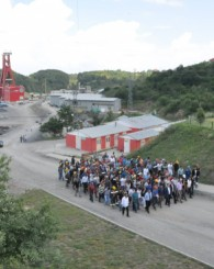 Amasra Madenciler Eylem